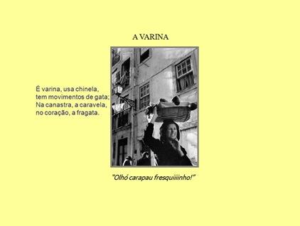 ANAMARTA: Antigas profissões em Lisboa.